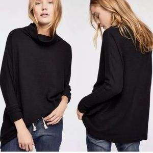 Free People We The Free Cowl Neck Top Thermal XS